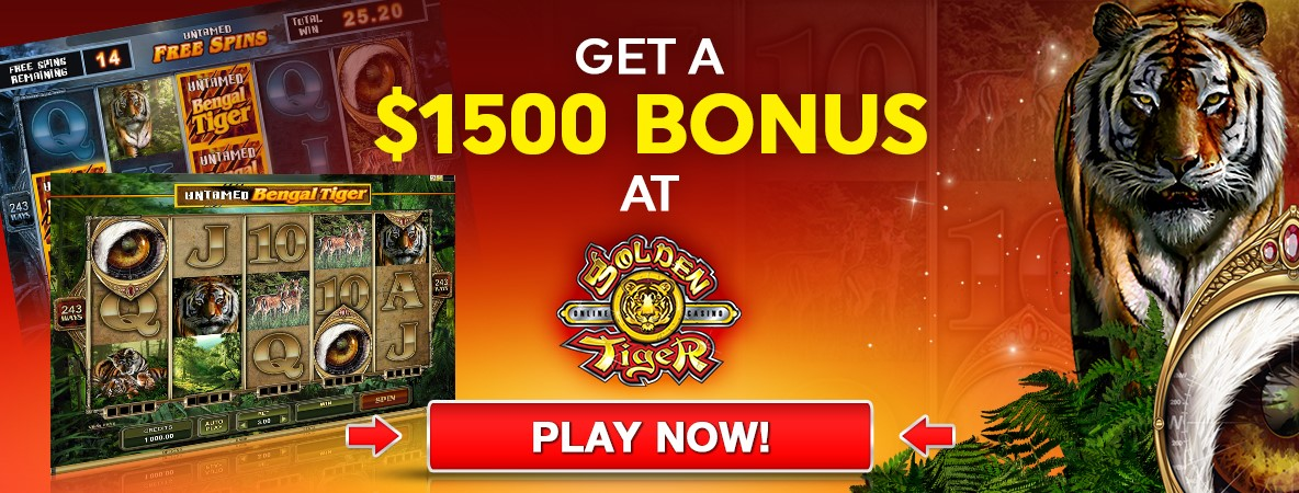 Casino Flash Golden Tiger